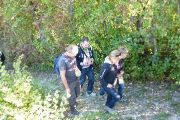 Domenica 13 ottobre una passeggiata enogastronomica ai confini di Castello