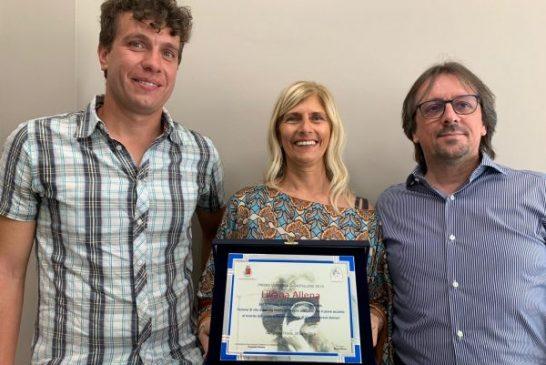 A Liliana Allena il premio Contessa di Castiglione 2019