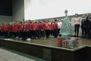 Auguri in musica della primaria Jona, aspettando il Natale a Bandito
