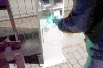 Una ricarica gratuita per le bici elettriche a Pocapaglia