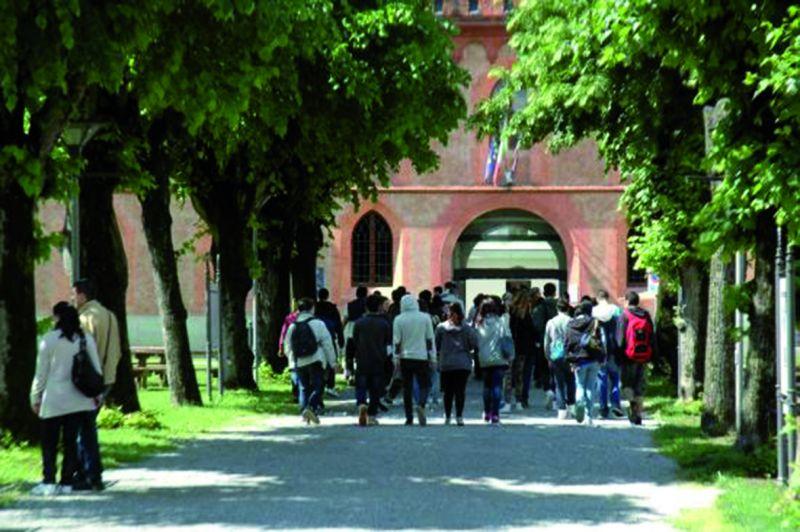 Cerimonia per i sostenitori delle borse di studio all'Unisg di Pollenzo