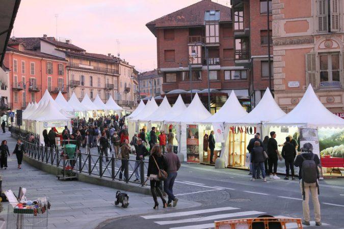 "A Mondovì fervono i preparativi per ""Peccati di Gola & XXII Fiera Regionale del Tartufo"""