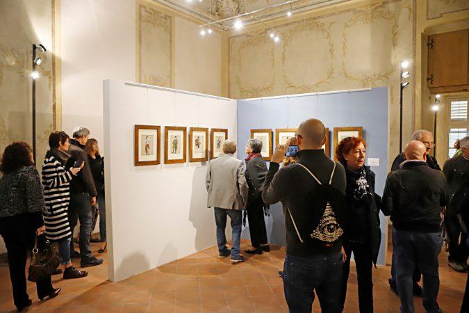 Picasso e la sua eredità nell'arte italiana a Cherasco visite guidate alla mostra con i curatori