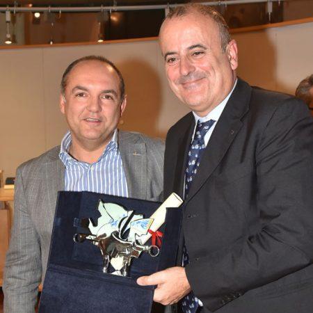 """Albasolar Srl ha vinto il Premio """"Chiave a Stella"""" 2019 nella categoria """"Piccola Impresa"""""""