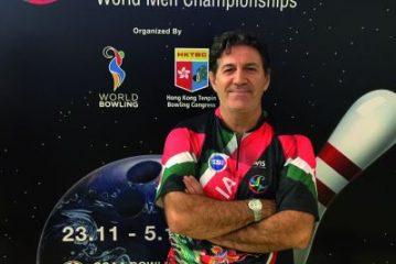 Origini sommarivesi per un campione del mondo di bowling
