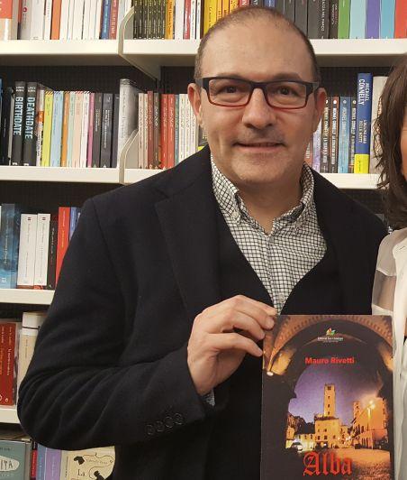 Si presenta a Bra il giallo langarolo di Mauro Rivetti