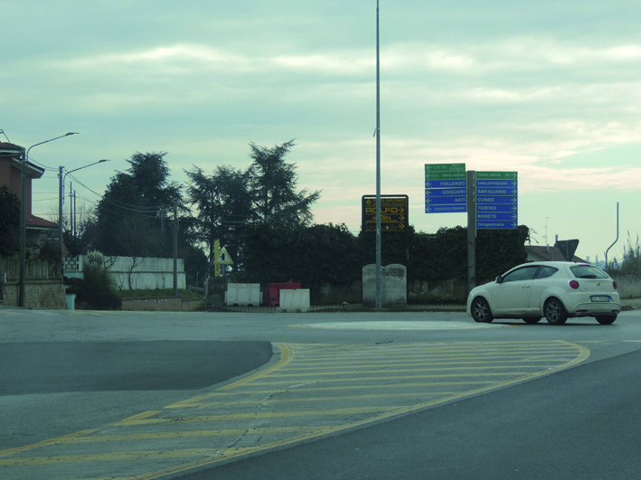Da domani cantiere in via Cuneo: ecco cosa cambia per la viabilità braidese