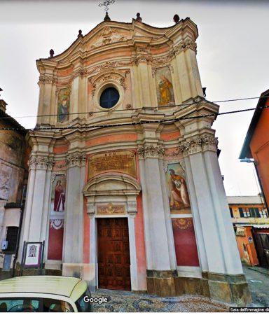 100mila euro di lavori alla chiesa dei Battuti di Sanfrè
