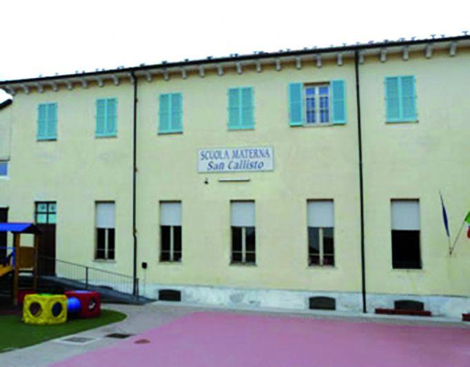 136mila euro di lavori per migliorare l'asilo di Pocapaglia
