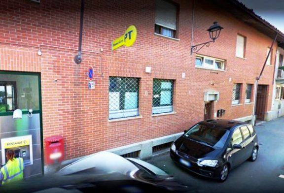 """""""Colpo"""" all'ufficio postale di Sommariva del Bosco"""