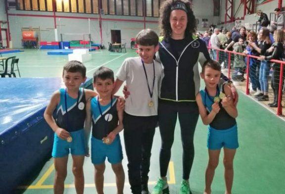 Il Comune di Sommariva del Bosco si complimenta con i giovani ginnasti