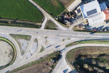 Altre due rotatorie in arrivo tra Bricco e Roreto