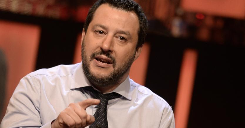 Matteo Salvini a Fossano per sostenere la candidatura di Tallone