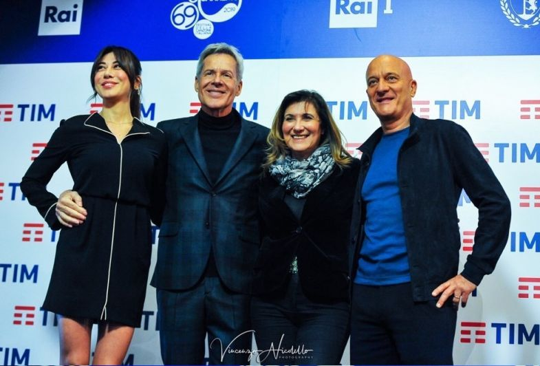 Sanremo: poche ore al via della 69° edizione del Festival