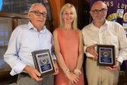 Il Lions club ha assegnato due premi Civitas