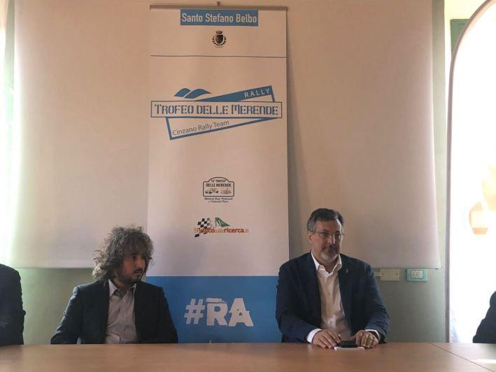A Santo Stefano passano il Rally di Alba e il Trofeo delle Merende