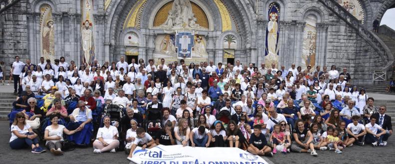 Lourdes, un'esperienza particolare da vivere con l'OFTAL
