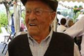 Monforte dice addio al suo centenario: è morto Giuseppe Montaldo