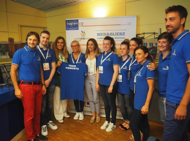 Campionati mondiali dei Mestieri: medaglia di eccellenza alla monfortese Denise Giacosa