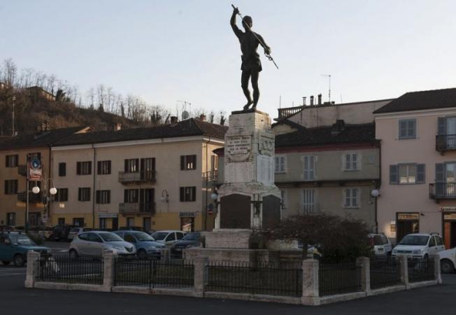 Ricorrenza del 4 novembre a Santo Stefano Belbo