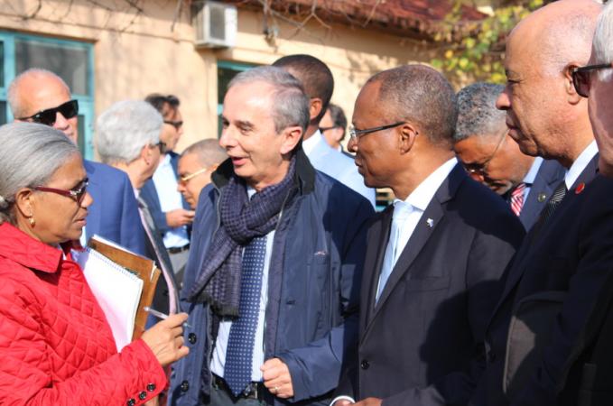 Primo Ministro di Capo Verde a Bra: pranzo alla Mensa comunale e incontro sulla formazione