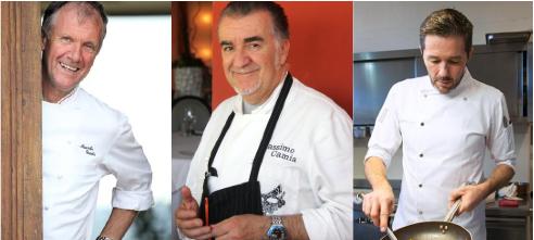 Bra's, il Festival della Salsiccia di Bra: tre chef stellati celebrano l'eccellenza