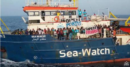 Martedì il sit-in per la Sea Watch III