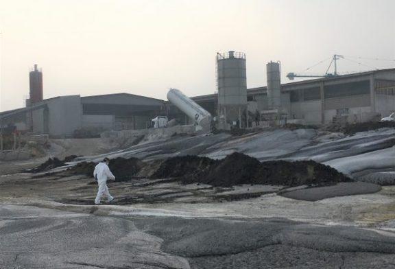 Niella Tanaro: area contaminata da ceneri industriali sequestrata dai Carabinieri Forestali