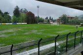 CALCIO SERIE D –Ancora rinviata, per maltempo, la partita Stresa-Bra