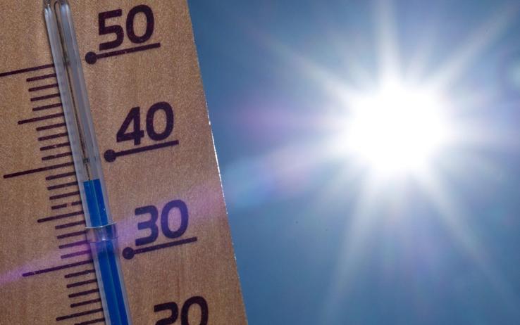 Da lunedi temperature sopra i 35 gradi su tutto il Piemnte