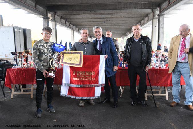Premiati stamane i vincitori della rassegna zootecnica ad Alba (Fotogallery)