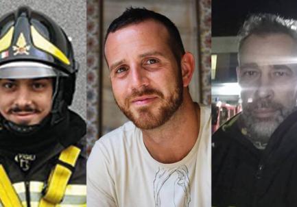 Oggi i funerali di stato dei vigili del fuoco morti ad Alessandria