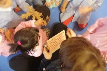 I bambini di Novello tornano a vivere la Festa dell'Albero