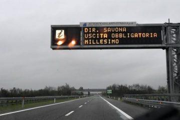Riapre domani mattina la A6 Torino-Savona