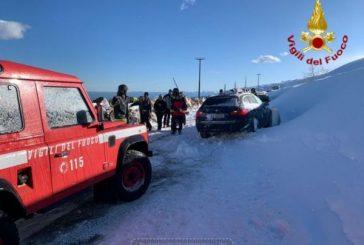 Tutti in salvo gli sciatori bloccati oggi nella stazione sciistica di Rucas di Bagnolo