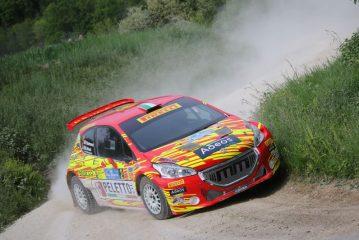 MOTORI –Peletto e Andreis al via del 4° Rally del Grappolo