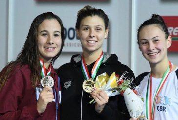 Nuoto: campionati Italiani Assoluti Open Anita Gastaldi sugli scudi!