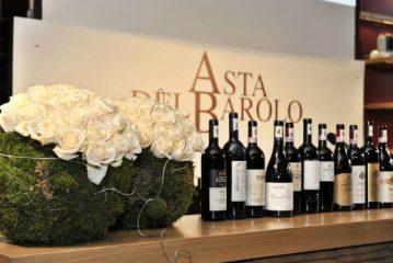 Domenica 12 l'Asta del Barolo l'evento che sintetizza il successo di questo nobile vino