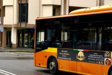 Trasporti pubblici: cambiano provvisoriamente alcune fermate