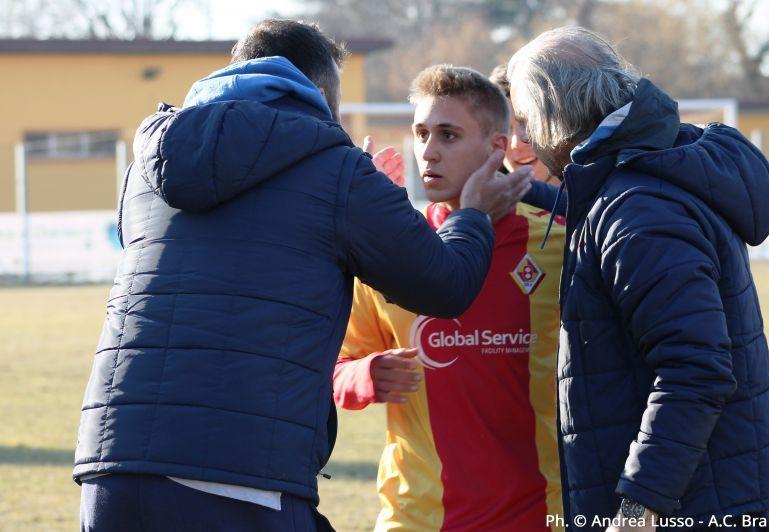 CALCIO SERIE D –Il Bra fa 3-3 nel recupero con la Folgore Caratese