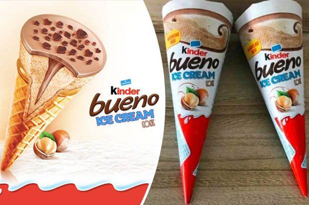 Gelato Ferrero al debutto in Italia: ecco come saranno