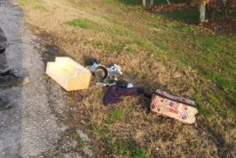Guarene, abbandono di rifiuti: individuati e fermati dalla polizia municipale gli autori