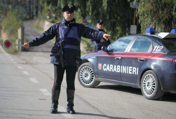 Bra: rubano un'auto e forzano posto di blocco, arrestati dai Carabinieri