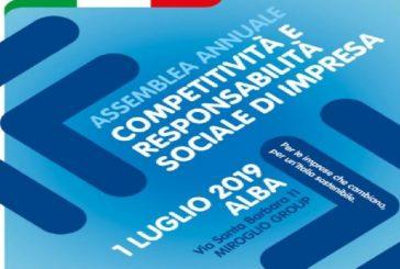 Alla Miroglio l'assemblea annuale di Confindustra Cuneo
