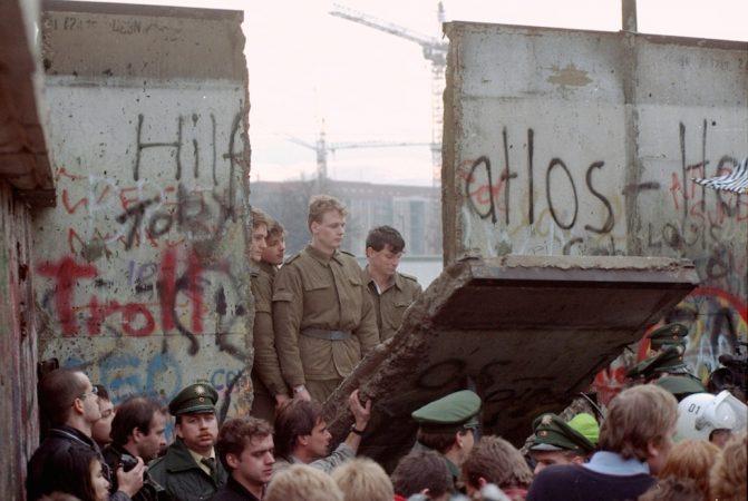 Alba: un incontro in San Giuseppe per ricordare la caduta del muro di Berlino