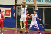 Basket Serie C Gold: L'Abet la spunta al supplementare