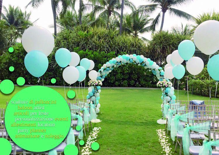 UNIVERSOPARTY  Dai matrimoni ai compleanni ecco gli esperti delle feste!