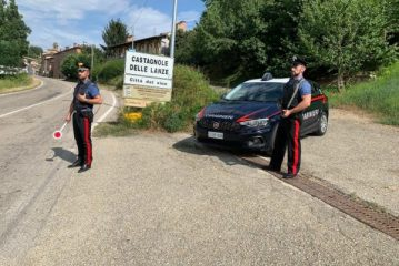 Castagnole delle Lanze: spacciatore arrestato dai Carabinieri