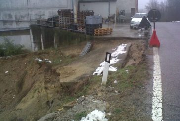 Via libera al progetto per la sistemazione della frana di Montà, località Vadrile