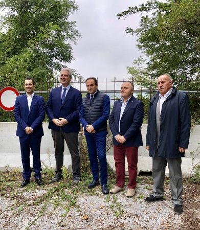Dopo la visita di Cirio e Gabusi, Monchiero ripartirà dal suo ponte